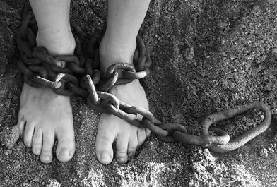 modern slavery image