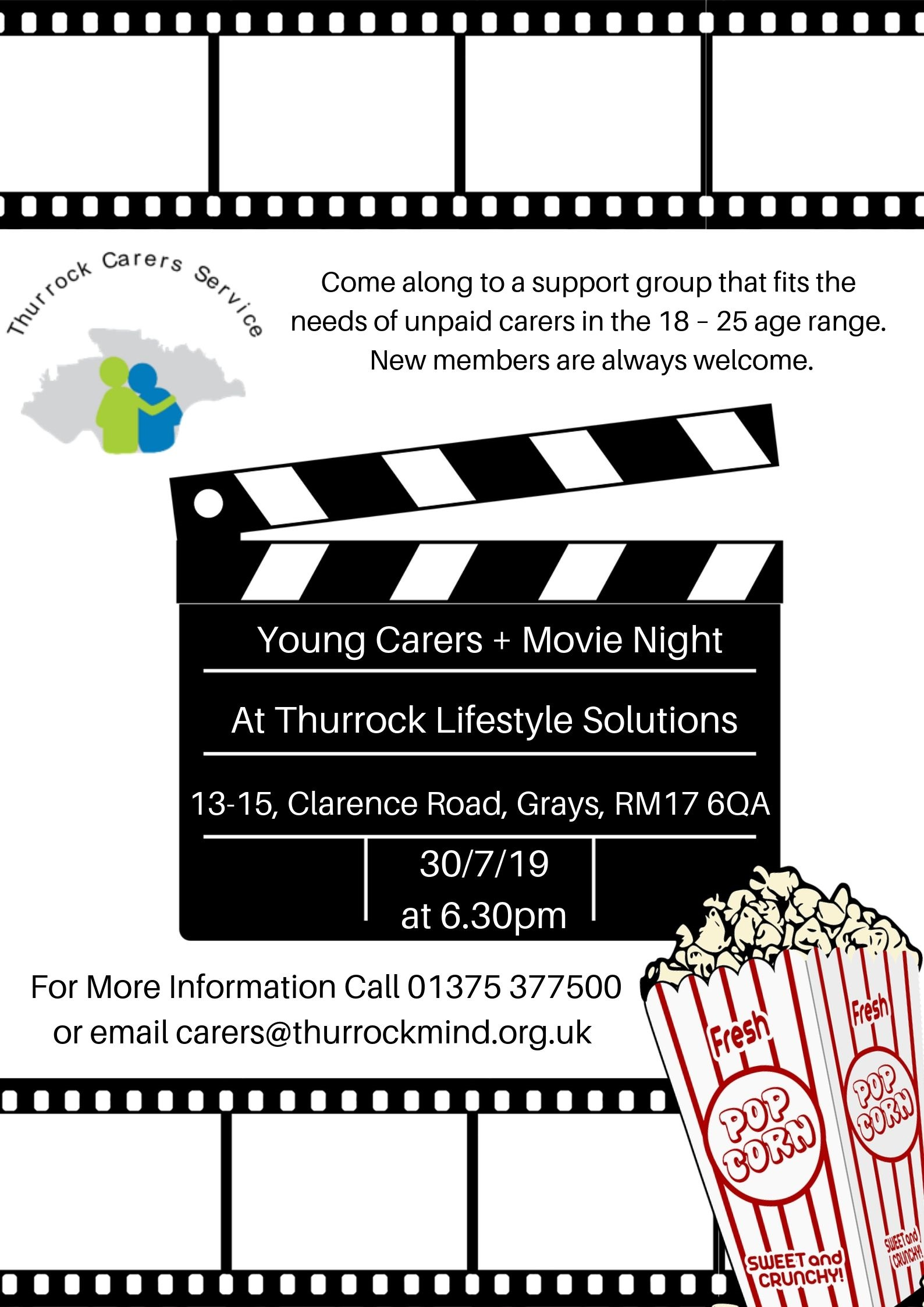 Thurrock Young Carers post image