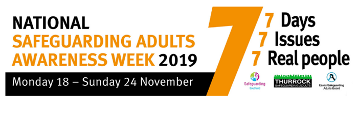 Safeguarding Adults Week 18th to 24th November 2019 – 2 post image